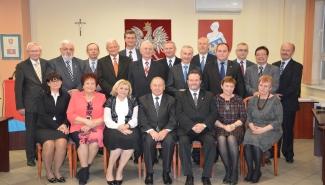 Rada Powiatu 2014r.