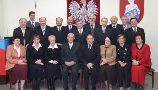Rada Powiatu 2006r.